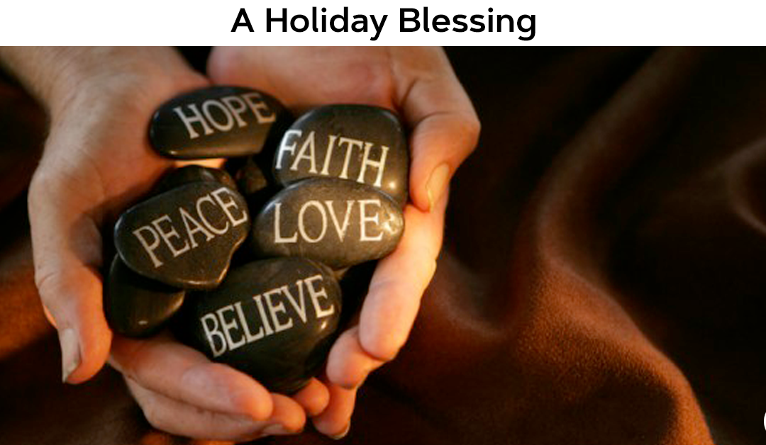 A Holiday Blessing